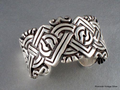 William SPRATLING Sterling Silver Bracelet