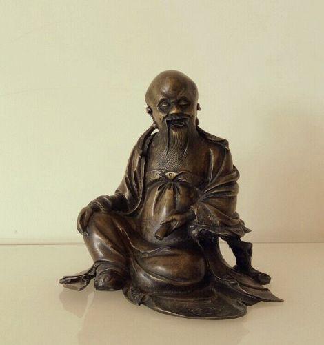 One Nice Bronze Statue of 19th Century