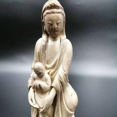 A Beautiful Porcelain Figure of 18th Century.
