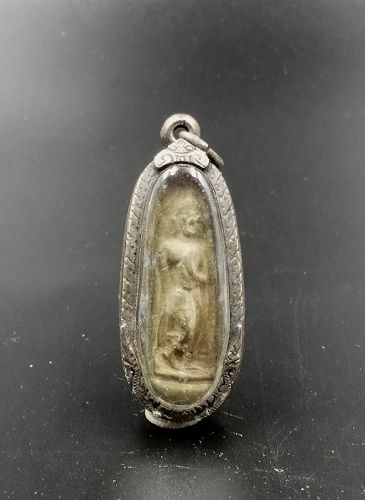 A Charming Tai Silver Piece of 18th century.