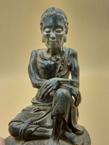 A Master Piece of a Wood Sculpture.