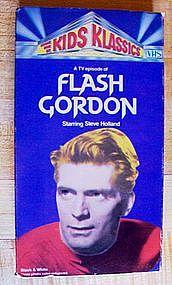 A TV episode of Flash Gordon starring Steve Holland