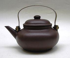 Chinese Yixing Teapot (53)