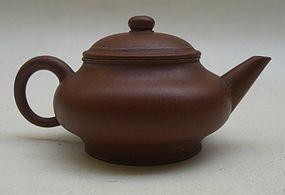 Chinese Yixing Teapot (58)