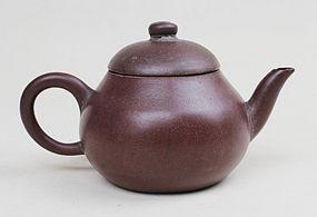Chinese Yixing Teapot (79)