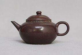 Chinese Yixing Zisha Teapot (136)