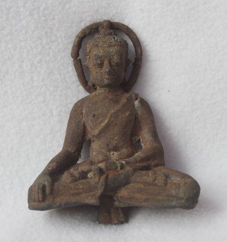 8Th - 12Th Century Bronze Buddha