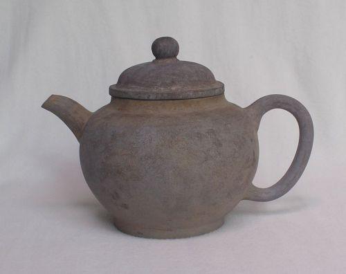 Chinese Tek Sing Cargo Yixing Teapot #15