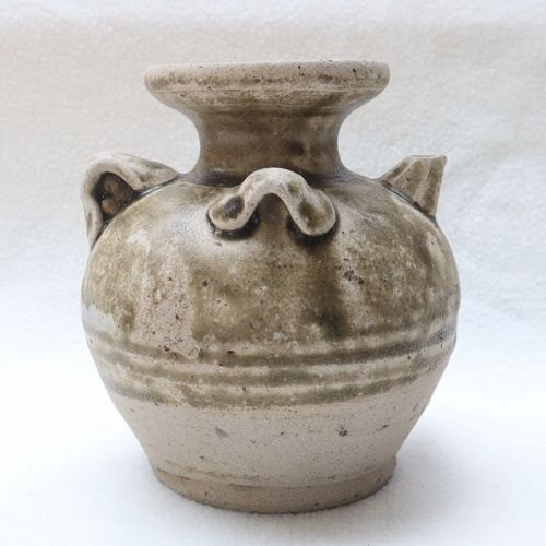 Chinese Tang Dynasty Yue Ewer
