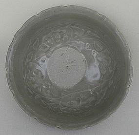 Yuan - Ming Celadon Bowl