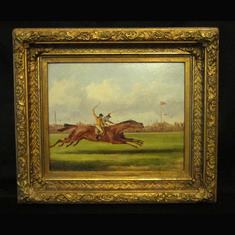 E.A. Willis/ Horse Hunting Scene