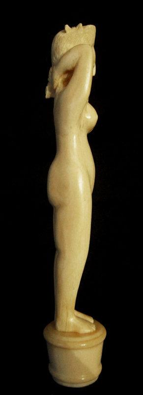 Erotic Lady Walking Stick