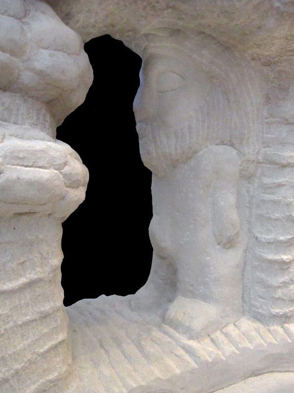 Garden Of Eden Sculpture by Tim Lewis