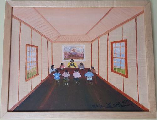Sunday School by Helen LaFrance