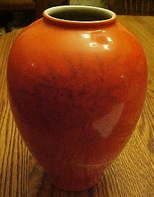 Very Old chinese pottery vase, no mark
