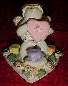 Sprinkles Figurine Be Mine by Nancye Williams 1997