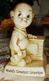 Berries sillisculpt figure World's Greatest Grandpa