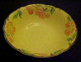 """Franciscan Desert Rose 9"""" vegetable serving bowl"""