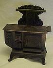 Collectible  die cast pencil sharpener Antique stove