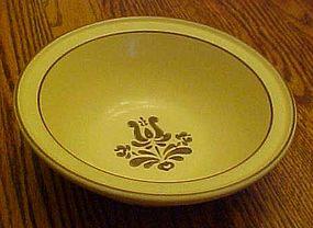 Pfaltzgraff village soup/cereal bowl USA