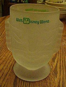Walt Disney World frosted tiki Mug Polynesian Village