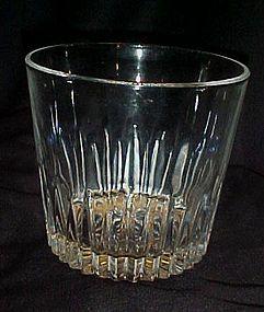 Vintage Princess House Highlights crystal ice bucket