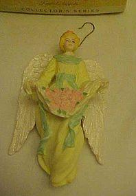 1997 Hallmark Joyful angels Christmas ornament