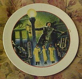 Avon Images of Hollywood  plate Singing in the rain