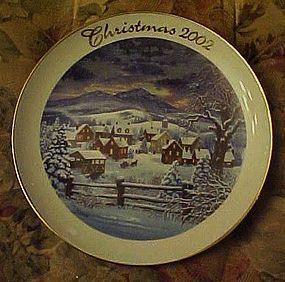 Avon Christmas 2002 Home for the Holidays