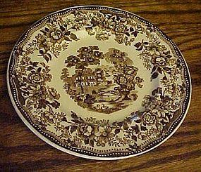 Royal Staffordshire Clarisse Cliff Tonquin B/B plate