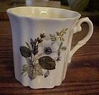 Royal Grafton bone china flower mug apple blossom