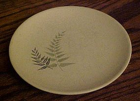 Vintage Franciscan Fern Dell bread and butter plate 6.5