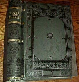 Lovel The Widower William Makepeace Thackeray 1891