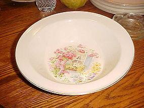 Edwin Knowles Cottage Window deep vegetable bowl