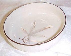 Winfield China Passion Flower 4 7/8 fruit / dessert bowl Mid Century
