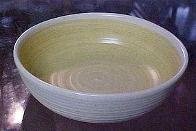 "Franciscan Hacienda gold 5 1/4"" dessert bowl"