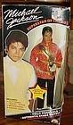 Michael Jackson American music awards doll in box 1984