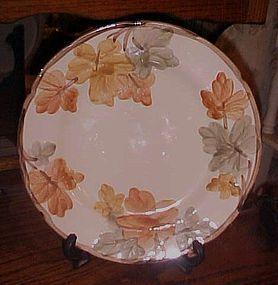 Fanciscan October 10 3/4 dinner plate