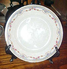 Bloch & Co. / Eichwald  Czechoslovakia pattern CZE4 vegetable bowl