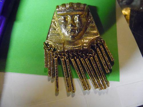 Wonderful Egyptian king Pharoh pin