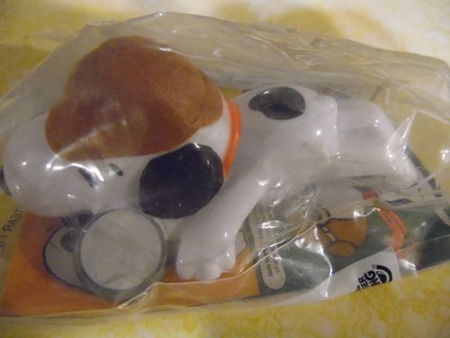 Burger King Snoopy detective toy Mint in package