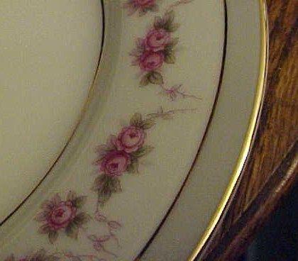 """Noritake pattern  RC 1313 salad plate 8.5"""""""