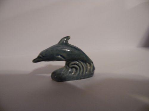 Wade blue dolphin TOm Smith crackers