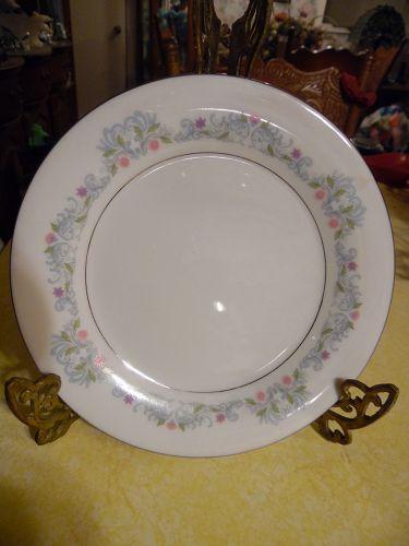 Crown Ming Fine China  Windsor pattern Salad Plate