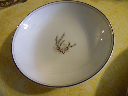 """Vintage Noritake Candice fruit sauce bowl 5 1/8"""""""