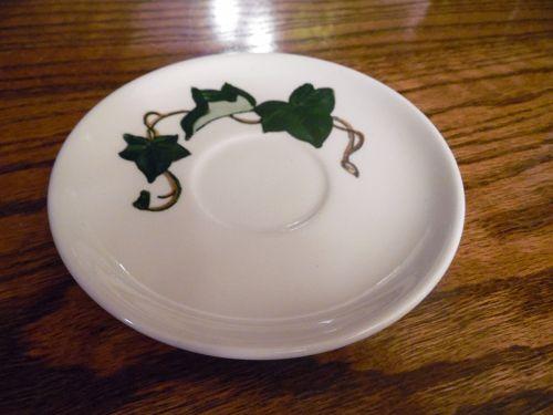 Metlox Poppytrail California Ivy single saucer