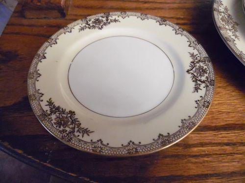 Vintage Noritake Revenna 7 5/8 salad  plate