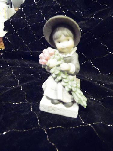 Enesco NBM Bahner ONE OF LIFE'S SWEETEST MOMENTS Porcelain Figurine