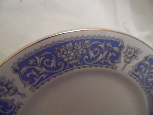 "Lovely Johnson Brothers  Patrician pattern 14"" platter Snowhite"