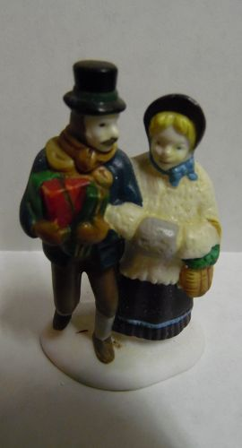 Dept 56 Dickens Village Tiny TIm and lantern# 55883 Retired